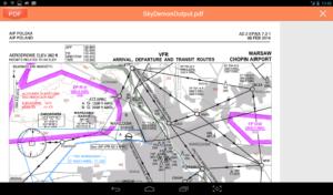 oprogramowanie lotnicze