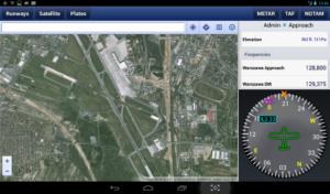 SkyDemon - oprogramowanie lotnicze