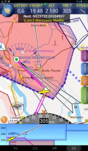oprogramowanie do nawigacji lotniczej
